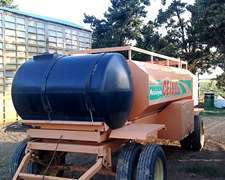 Tanque Combustible 3000 Lts Ceibo