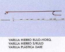 Varilla De Hierro Y Fibra De Vidrio