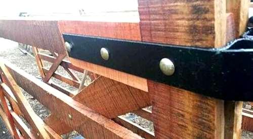 Fabrica de bisagras para tranqueras agroads cod 413792 for Fabrica de bisagras
