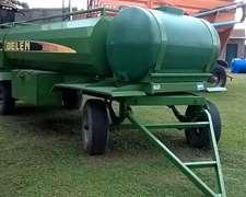 Belen De 3000 Lts - Tanque 750 Lts - Disponible - 0km