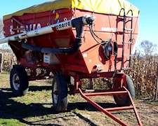 Carro Tolva Comofra Fertilizante Semilla 9tt
