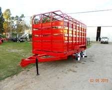 Carros Vaqueros/trailer Cod.ccv-1,2 Y 3