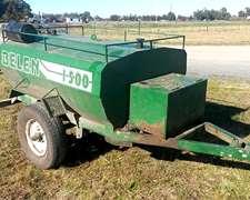 Tanque Combustible Belen 1500 L