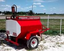 Tanque De Combustible 1200 Lts