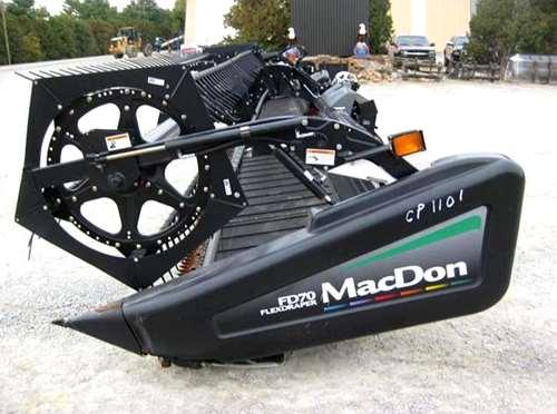 Cabezales Draper Macdon - 35 / 40 / 45 Pies - Nuevos Comp.