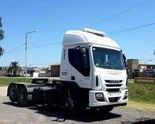 Camion Iveco 450 E 33 T Full Excelente Estado