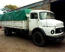 Camion 1114 - Chasis - Motor 1518