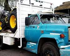 Camion Chevrolet 814, Motor Mercedes Benz, Climatic