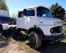 Camion Mercedes Benz 1114 Motor 1518