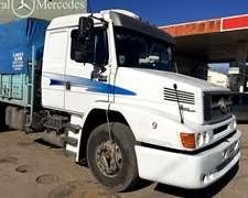 Camion Mercedes Benz 1634 Chasis Largo Con Carroceria