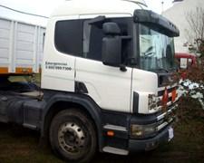 Camión Scania 114 - 330 Tractor