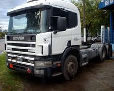 Camión Scania 114 330 Tractor Año 2000