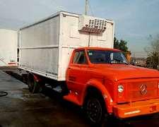 Camion Termico Equipo De Frio Mercedes Benz