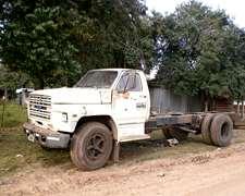 Ford 7000 Mod 84 Motor M.benz 1114