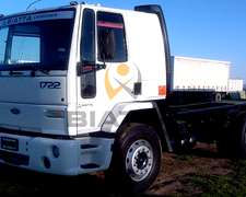 Ford Cargo 1722 - Chasis Largo - Mod: 1998