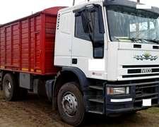 Iveco Euro Cargo 160 E 23