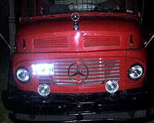 Mercedes Impecable Con 1518 Enganchado