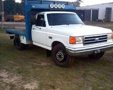 Oportunidad Vendo Ford 350 Mod 89, Impecable