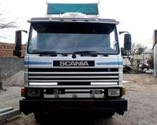 Scania P93 210hp Con Volcadora