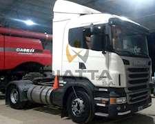 Scania R-360 Tractor - Deflectores - Mod: 2013
