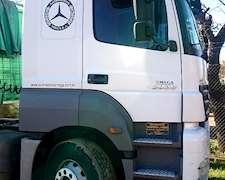 Vendo Mercedez Benz Axor Cabina Alta Modelo 2010