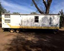 Casilla Rural El Iman De 8,50x2,50 Completa 2 Habitaciones