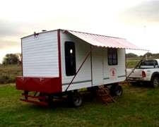 Casilla Rural Md9, 4, 50 Mts. Disponible