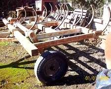Cincel Cultivador El Fuerte - 11 Arcos - Ancho 3,70mts