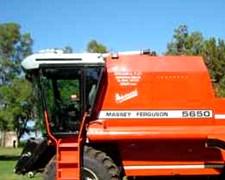 Massey 5650 Adv 2003 Unica 4 Años Fijo En Pesos