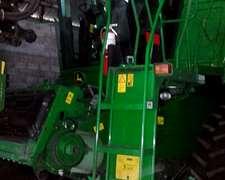 Cosechadora John Deere 9870 Sts 800 Hs