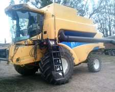 Cosechadora New Holland 660