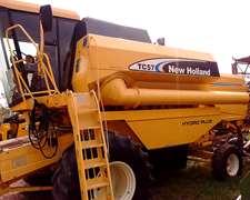 Cosechadora New Holland Tc57