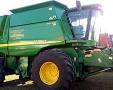 John Deere 9650, Año 2007