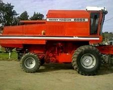 Massey Ferguson 6855 - Modelo 99 - 4000 Hs