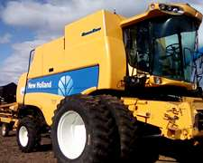 New Holland Cs660 2010 3000hs Con Monitor C/duales 30 Pies