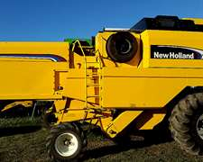 New Holland Tc-57 Año 2009 Impecable