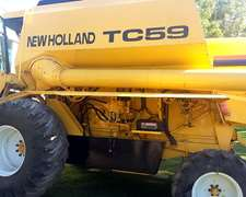 New Holland Tc59- Año 2004 -23 Pies