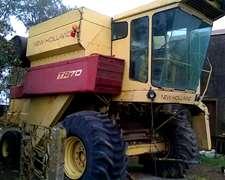 New Holland, Tr 70 Axial, Motor Mercedez 1518