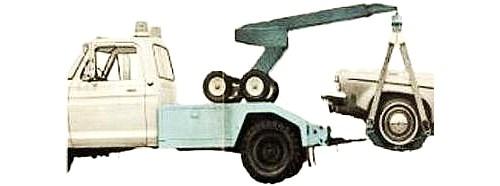Guinche Auxilio Con Pluma De Elevación Y Telescopa