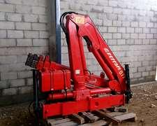 Hidrogrua Ferrari 077 A2