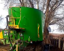 Mixer En Neuquen, Montecor De 14 Mtrs Vertical Con Balanza