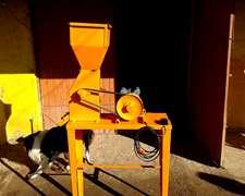 Moledora Grano Con Motor Eléctrico Monofasico