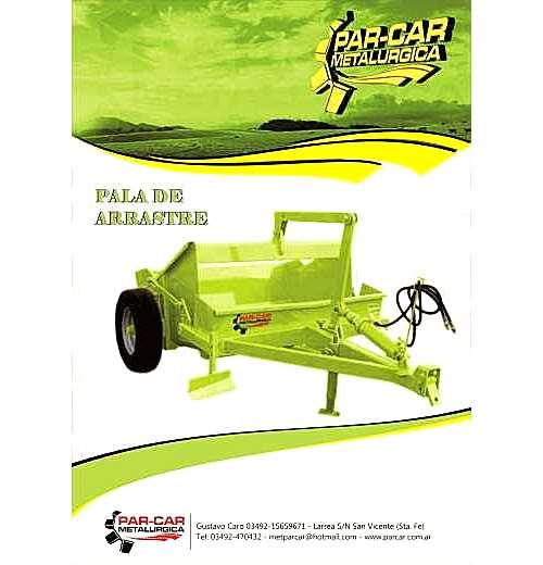 Pala De Arrastre Modelo Pca 150