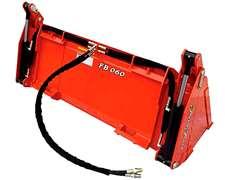 Balde Drott 4 En 1 Para Minicargadora. Almeja - Topador