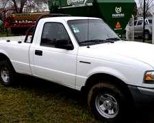 Camioneta Ford Ranger Cabina Simple.