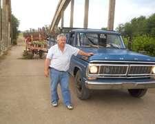 Ford 350 Diesel - 1972