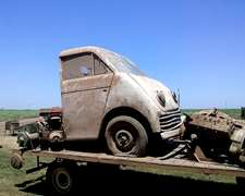 Vendo Antiguedad Camionetay Varios Para Repuesto Dkw