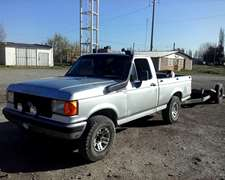 Vendo Ford F 100 4x4 Modelo 96