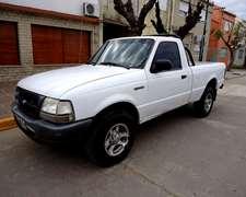 Vendo Ford Ranger C/simple 2.8 Turbo Diesel 2002 Muy Buena.