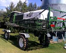 Metalfor 2500 Año 1997 Reparada
